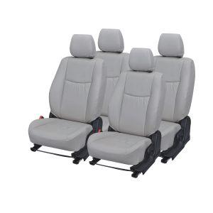 Buy Pegasus Premium Verna Fluidic Car Seat Cover - (code - Vernafluidic_grey_wave) online