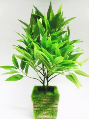 Buy Artificial Wild Bonsai Plant With Pot (code Art1003) online