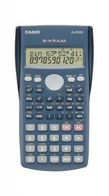 Buy Casio Fx-82ms Scientific Calculator (digits-12) online