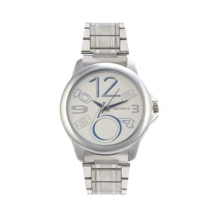 Buy Shostopper Cool White Dial Analogue Watch For Men online