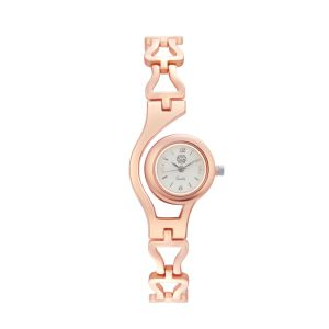 Buy Shostopper Classic White Dial Analogue Watch For Women online