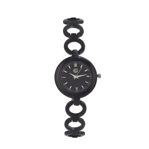 Buy Shostopper Fantastic Black Dial Analogue Watch For Women online