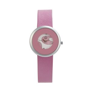 Buy Shostopper Cutie Pie Pink Dial Analogue Watch For Women online