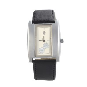 Buy Shostopper Luxirious White Dial Analogue Watch For Women online