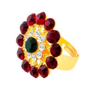 Buy Shostopper Designer Gold Plated Ring online