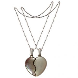 Buy Special Gift Ideas For Her And His Romantic Couple Magnetic Pendant(product Code -spn001045) online