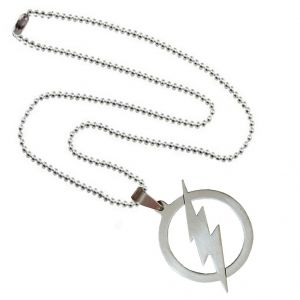 Buy Men Style Wind Shape  Silver Stainless Steel Square Necklace Pendant For Men and Boys online