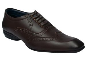 Buy Molessi Mens Brown Brogue Formal Shoes online