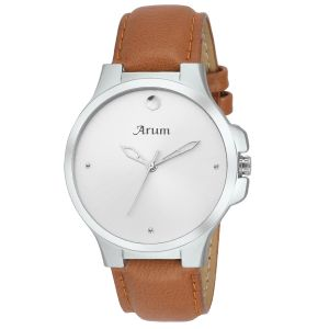 Buy Arum Stylish Brown Trendy Watch online