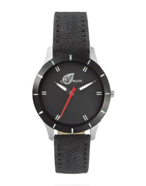 Buy Arum Casual Analog Black Dial Women'S Watch online