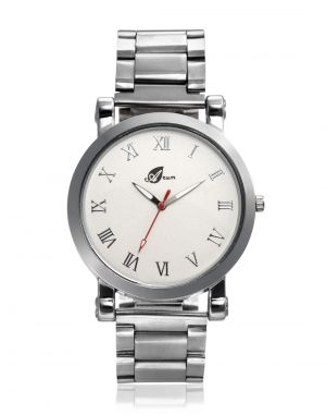 Buy Arum Analog White Dial Men'S Watch online