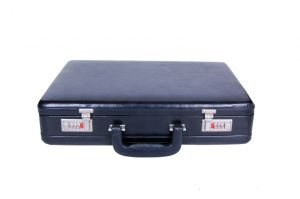 Buy Pooja Exports Genuine Leather Briefcase online