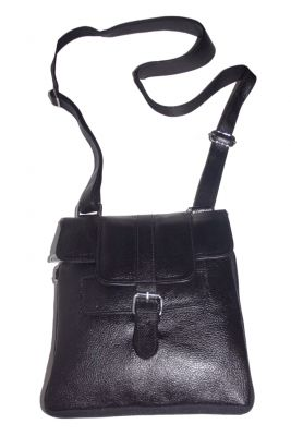 Buy Pooja Exports Genuine Leather Sling Bag online