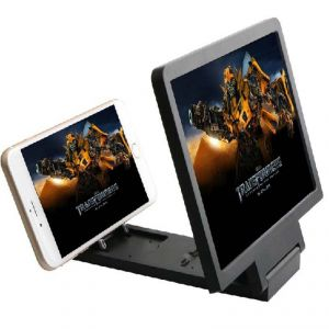 Buy Snaptic 3d Folding Mobile Phone HD Screen Magnifier Holder (black) online
