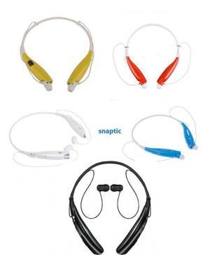 Buy Snaptic OEM LG Tone Plus Hbs-730 Ltd Edn A2DP Bluetooth Headset online