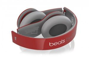 Buy OEM Monster Beats By Dr. Dre Solo HD Headphone Red online