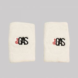 Buy Gas - 5 Inch- 1 Pair White Wrist Band online