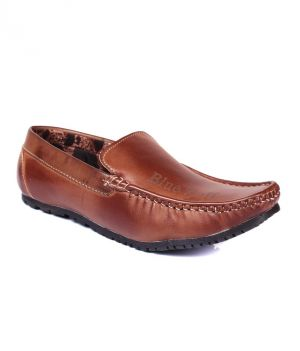 Buy Blue-Tuff Mens Loafer Casual Shoes online