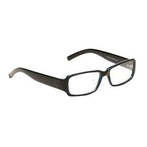 Buy Blue-tuff Mens Rectangular Sunglass Eyewear Eye Frame-5120-c3-blackblue online