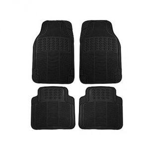 Buy MP Car Floor Mats (black) Set Of 4 For Maruti Suzuki Omni online