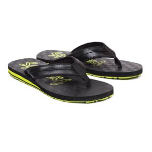 Buy Rexona Mens Flip Flop Slipper Art. Bold Black/lime online