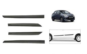 Buy MP Car Original Side Beading Matt Black - Hyundai Xcent online