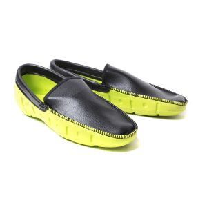 Buy Blue Tuff Mens/boys Casual Loafers Green online