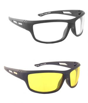 cf05707efcf Buy Blue-tuff Night Driving Night Vision Sunglass Buy 1 Get 1 Free online