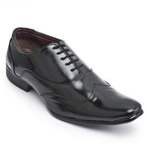 Buy Semana Black Formal Shoe online