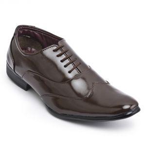 Buy Semana Brown Formal Shoe online