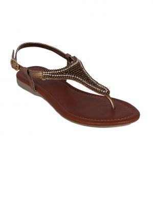Buy Flora Comfort Antique Sandal online