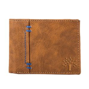 Buy White Bear Stylish Mens Leather Brown Formal Regular Wallet online