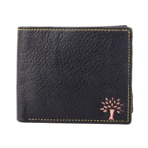 73342dcbe0680 Buy White Bear Men Black Artificial Leather Magnetic Money Clip Wallet  online