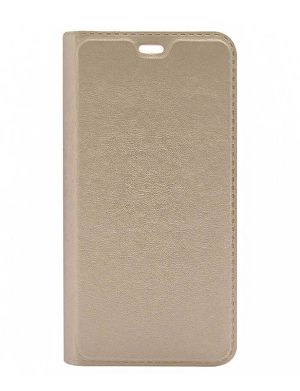 more photos 09d6e 33d41 Gionee Pioneer P5l Flip Cover By Ddf (golden)