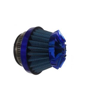 Buy Capeshoppers New Advance Moxi Blue Filter For Bajaj Discover 150 F online