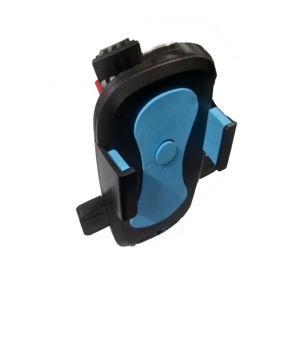 Buy Capeshoppers Easy One Touch Bike Mount Mobile Holder For Mahindra Rodeo Uzo 125 Scooty online