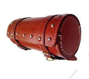 Buy Capeshoppers Royal Duffle Bag For Royal Thunder Bird 500 - Dark Brown online