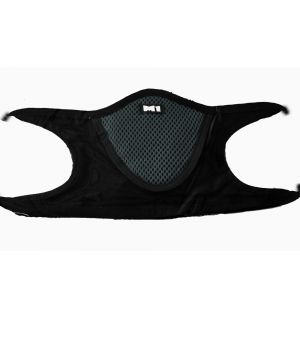 Buy Capeshoppers Stylish Black Jali Mask online