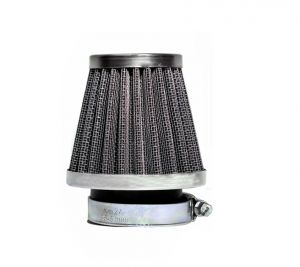 Buy Capeshoppers Moxi High Performance Bike Air Filter For Suzuki Heat online