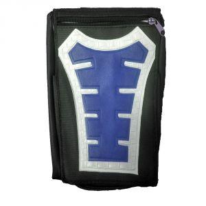 Buy Capeshoppers Utility Big Tank Bag Blue For Royalbullet Classic 350 online