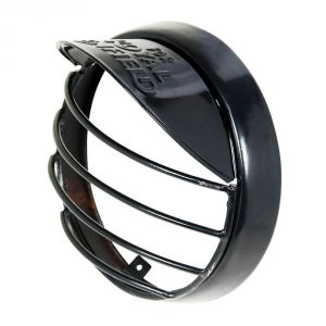 Buy Capeshoppers Shade Headlight Grill Cover Royal Bullet For Twinspark 350 online