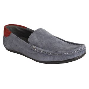 Buy Bachini Grey Loafers For Mens (product Code - 1511-grey) online