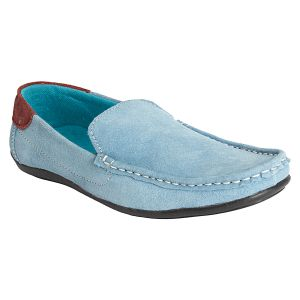 Buy Bachini Sky Blue Loafers For Mens (product Code - 1511-sky Blue) online