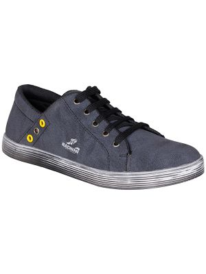 Buy Bachini Black Mens Casual Shoe Lace Up - ( Product Code - 1546-black ) online