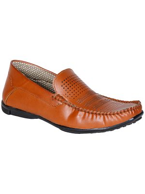 Buy Bachini Tan Loafers For Mens (product Code - 1561-tan) online