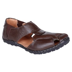 Buy Bachini Brown Sandal For Mens (product Code - 1589-brown) online