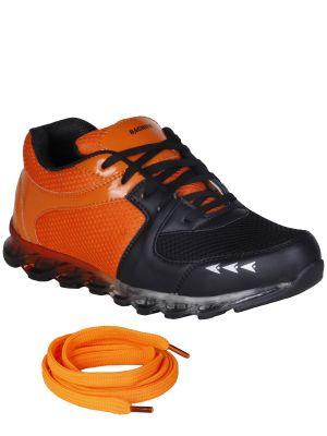 Buy Bachini Orange Mens Sports Shoes-(product Code-1602-orange) online
