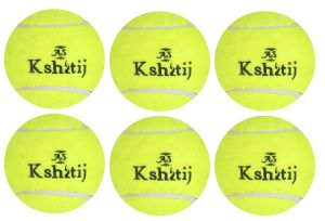 Buy As - Cricket Tennis Balls (set Of 06 Balls) online
