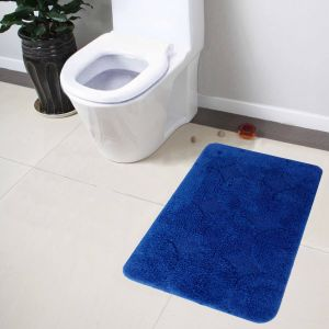 Buy Lushomes Ultra Soft Cotton Ultramarine Regular Bathmat online