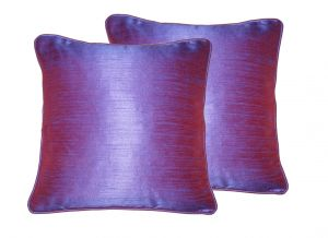 Buy Lushomes Wine Twinkle Star Cushion Covers 12 X 12 Pack Of 2 online